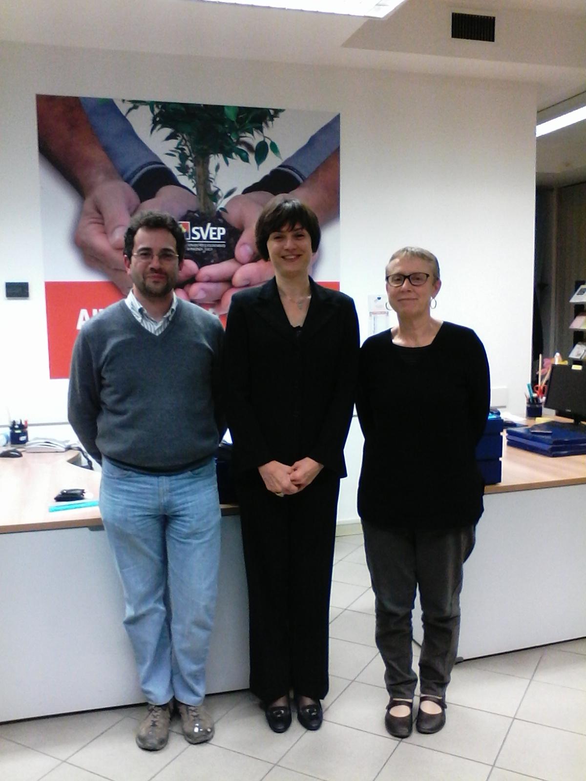 Svep, cambio al vertice: la nuova presidente è Laura Bocciarelli