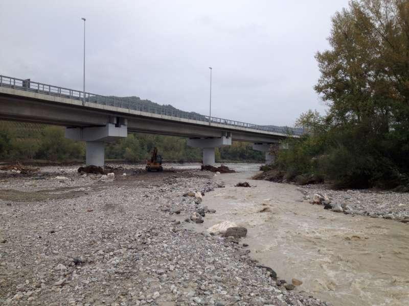 Lavori sul viadotto di Perino, senso unico dal 19 marzo al 5 aprile