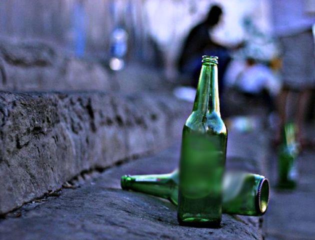 alcool bottiglie birra