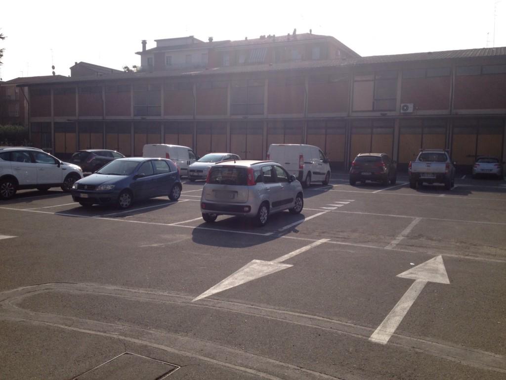 parcheggio viale dante