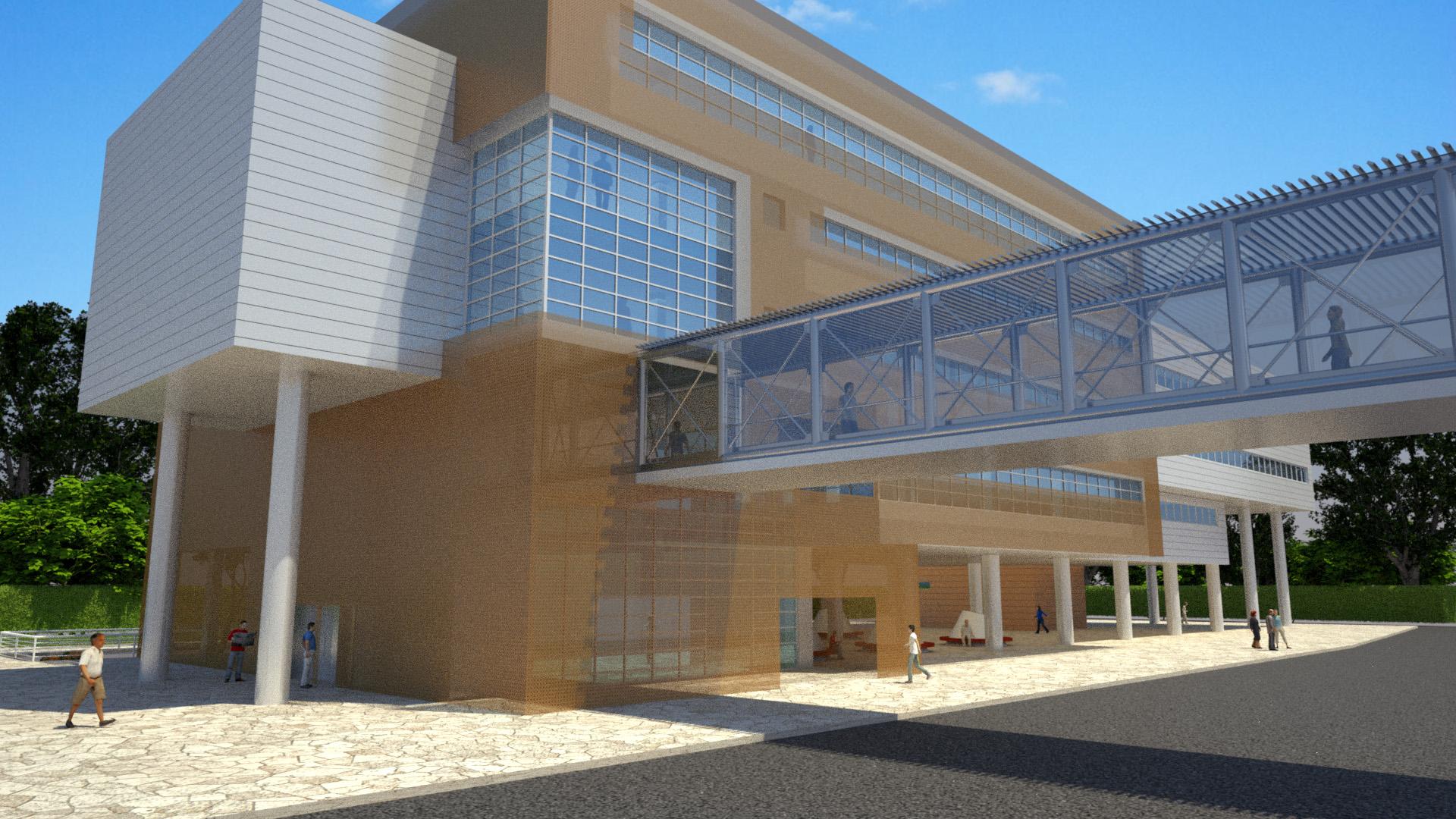 Ospedale nuovo di Fiorenzuola: consegnato il cantiere per la ricostruzione