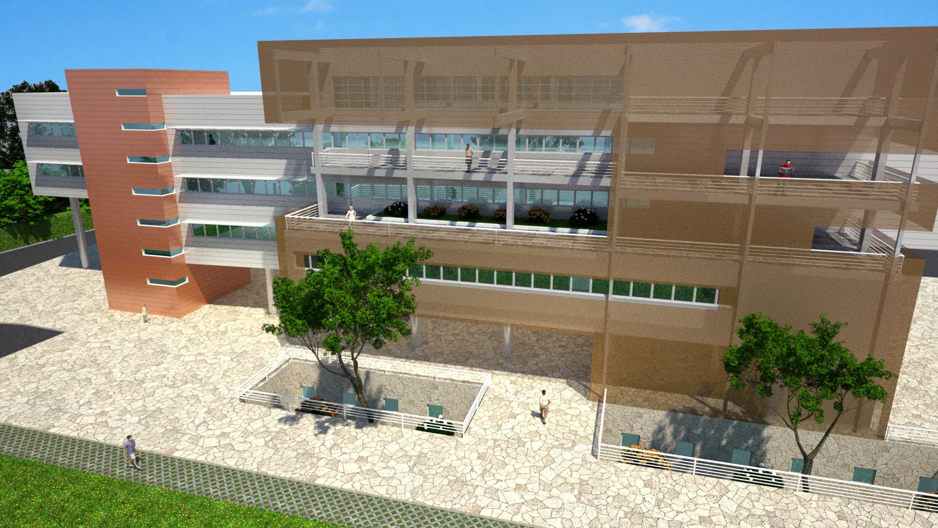 Ospedale Fiorenzuola, iniziati i lavori di costruzione del nuovo padiglione