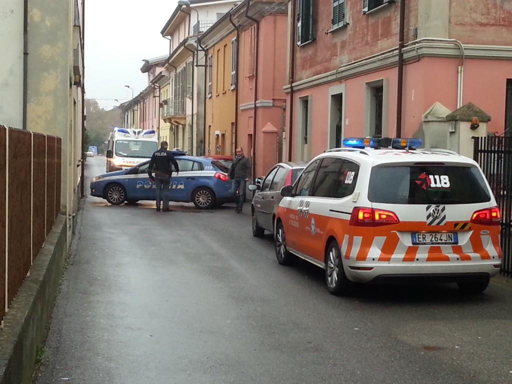 Aggressione San Lazzaro