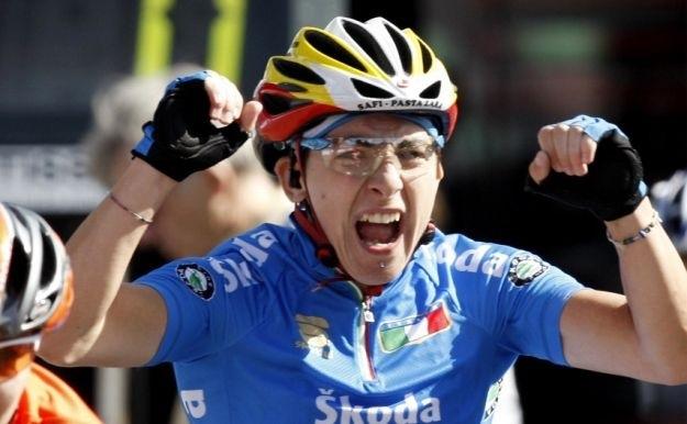 Giorgia Bronzini mette il turbo sulla pista intitolata a Eddie Merckx