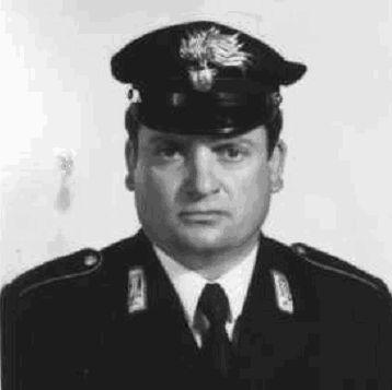 Appuntato Luciano Milani