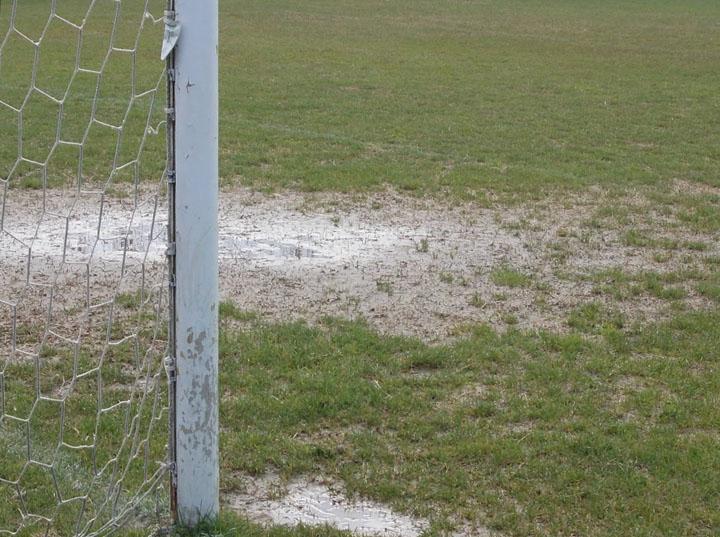 Calcio maltempo
