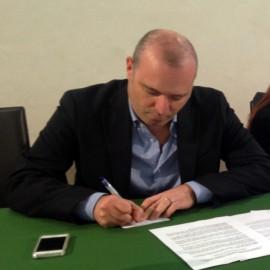 """Bonaccini a Gragnano: """"Sarò il presidente di tutti"""""""