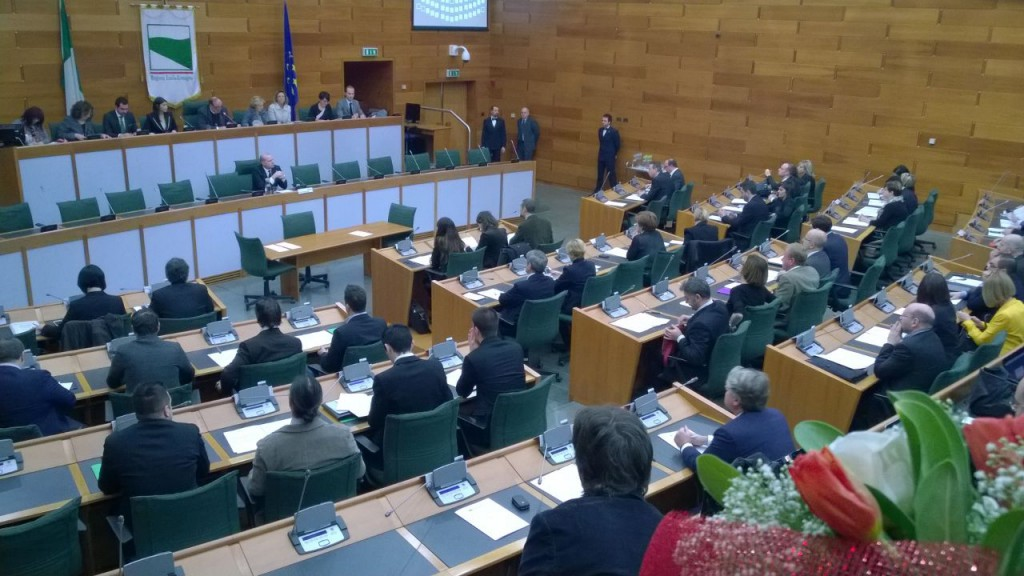 assemblea regione