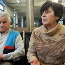 """Franco e Mariuccia: """"Abbiamo perso nostra figlia ma andiamo avanti"""""""