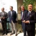 """Il ministro Galletti alla mostra su piazza Cavalli: """"Questa è l'Italia che mi piace"""""""