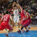 Basket, A2 Silver: la Bakery ferma la corsa di Tortona e si rilancia in classifica