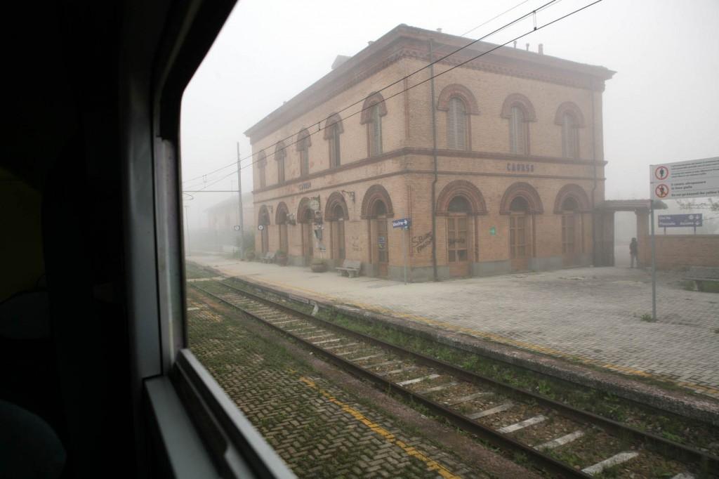 Stazione di Caorso