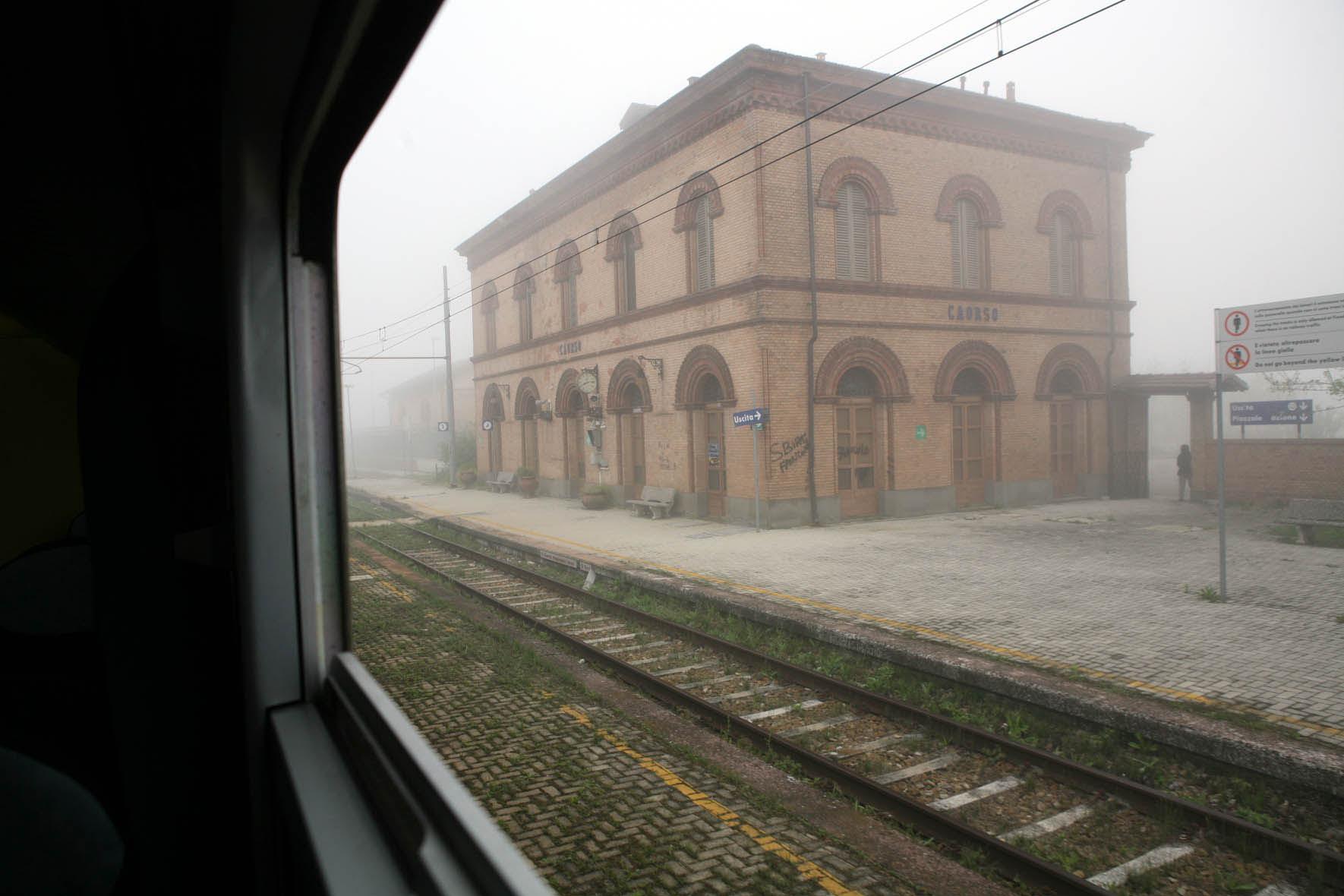"""Legambiente: """"La Piacenza Cremona tra le 10 linee ferroviarie peggiori di'Italia"""""""