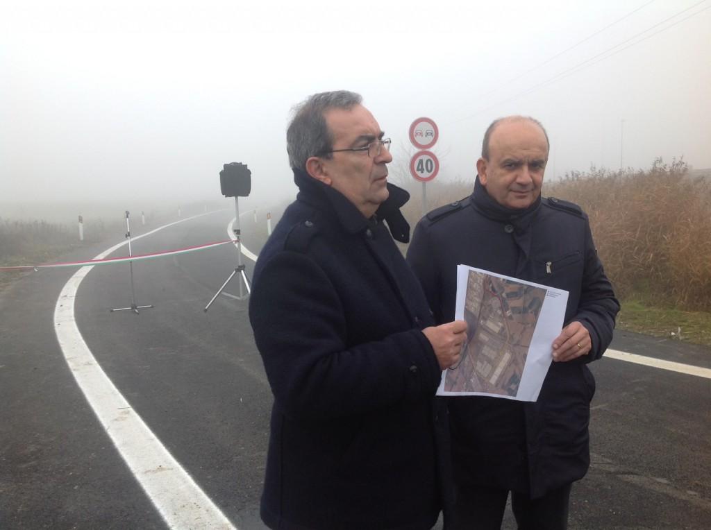 Inaugurazione collegamento tangenziale-autostrada