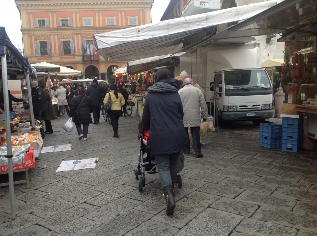 Natale Piazza Cavalli