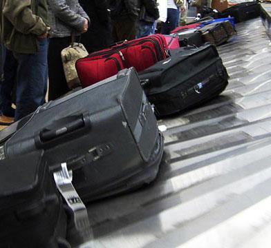 valigie aeroporto