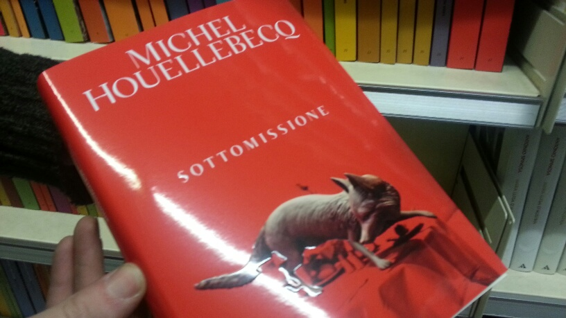 """""""Sottomissione"""" di Michel Houllebecq"""