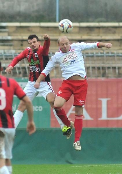 Pc Calcio Fiorenzuola per P.Gentilotti (FotoDELPAPA)COLICCHIO
