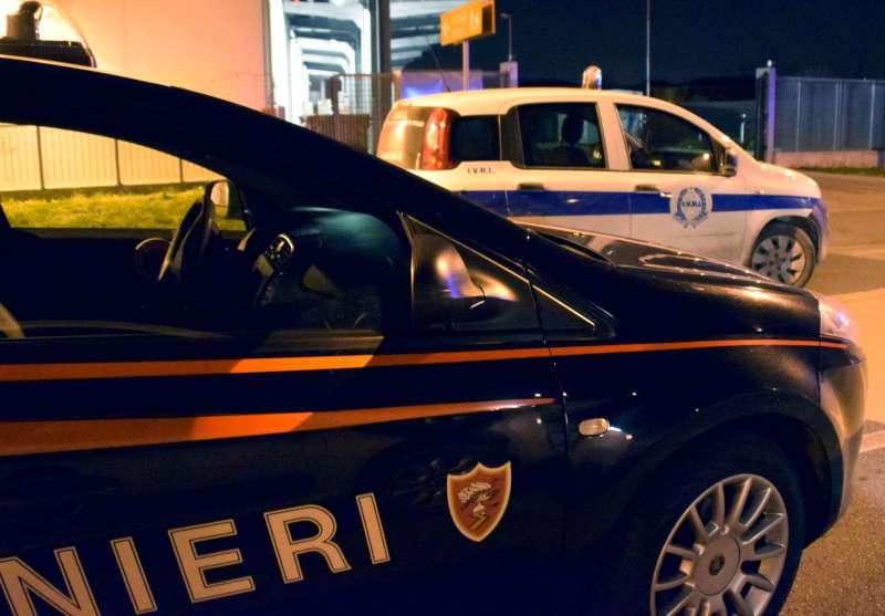 Controlli dei carabinieri, tre denunce. Ucraino in arresto per furto