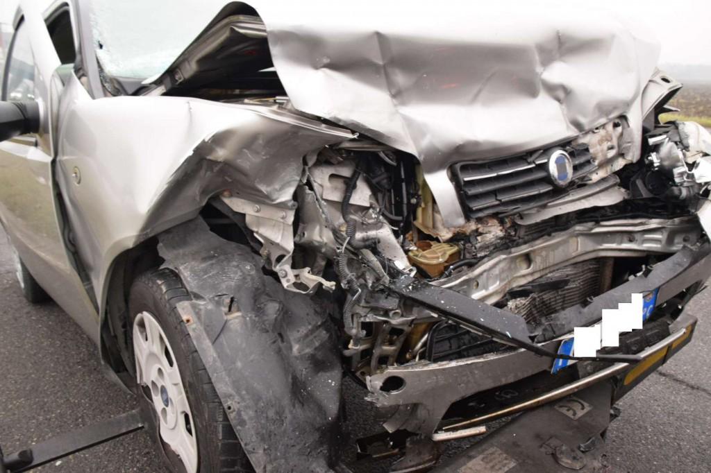 incidente stradale a Cortemaggiore (2)