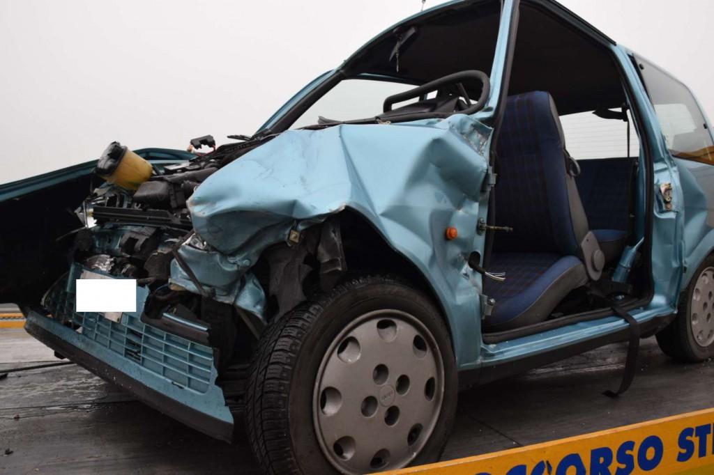 incidente stradale a Cortemaggiore (3)
