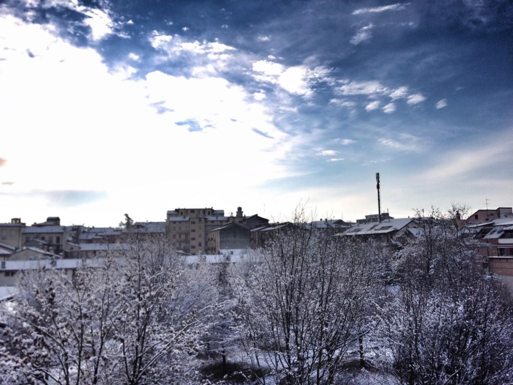 neve, gelate e cielo sereno (1)