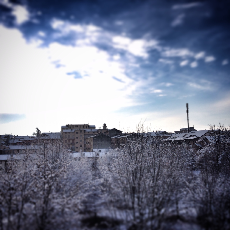 """Allerta Protezione civile: """"Gelo fino a mercoledì, si scenderà sotto i -8°"""""""