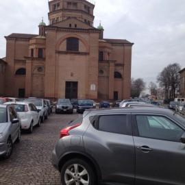 """Cisini: """"Piazzale delle Crociate """"liberato"""" dalle auto in primavera"""""""