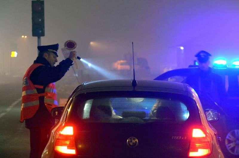Controlli dei Carabinieri di notte (15)
