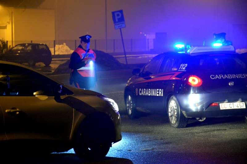 Controlli dei Carabinieri di notte (16)