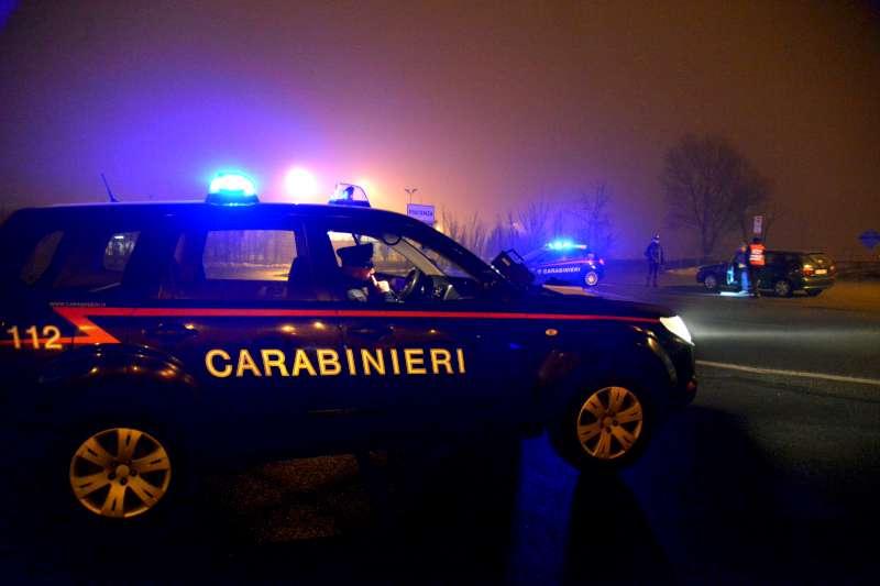 Controlli dei Carabinieri di notte (9)