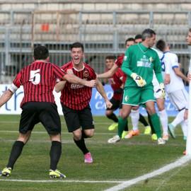 Pro espugna Prato 0-1. Decide Castellana, Alfonso para un rigore