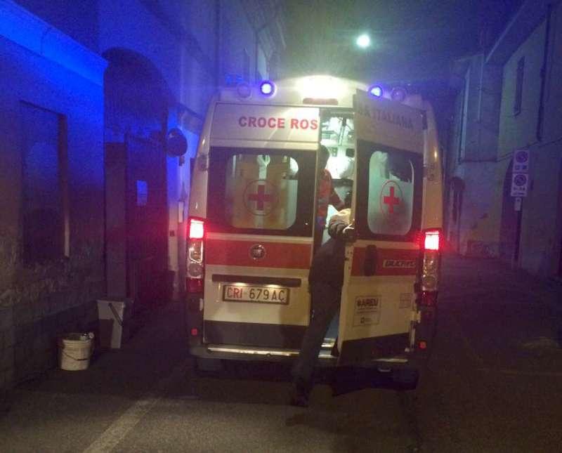 Castell'Arquato, anziano muore investito da un'auto mentre attraversa la strada