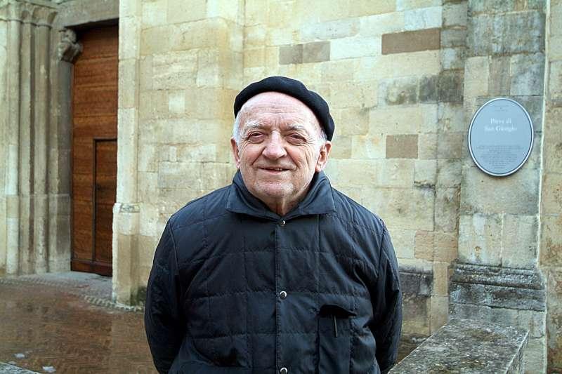 Addio a don Luigi Giordani, per 45 anni parroco di Vigoleno