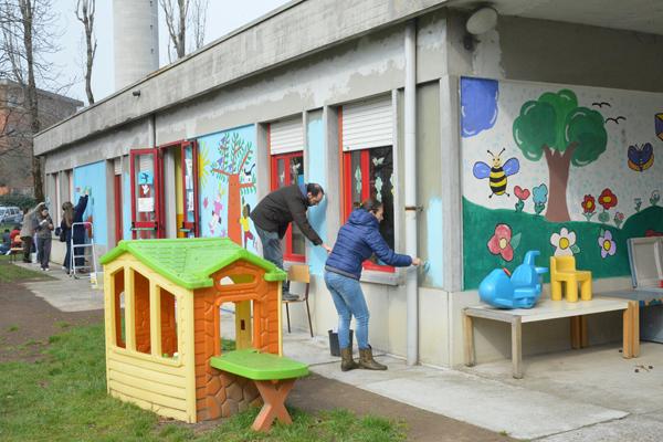 Sensibilizzare gli studenti sugli edifici scolastici. Torna Nontiscordardime