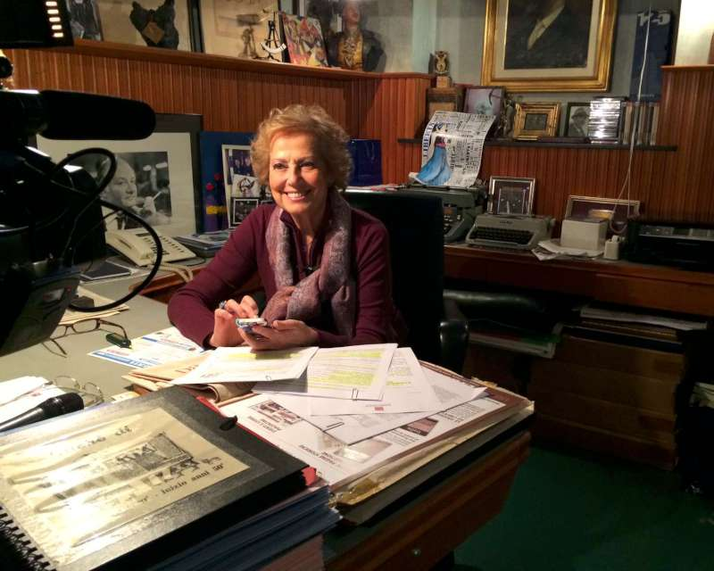 Donatella Ronconi, presidente C.Ar.D. in città