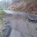 Vernasca, strade riaperte dopo la frana. Maltempo, problemi in tutta la provincia