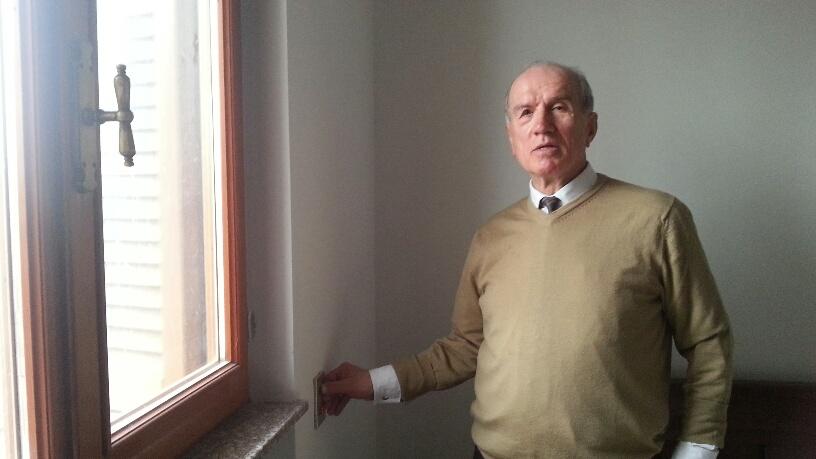 Professore in pensione brevetta le persiane antifurto - Finestre pensione 2015 ...