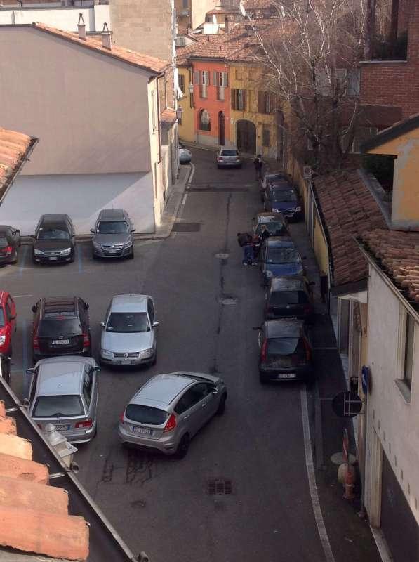 parcheggio selvaggio