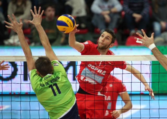 Copra Volley - Simone Alletti