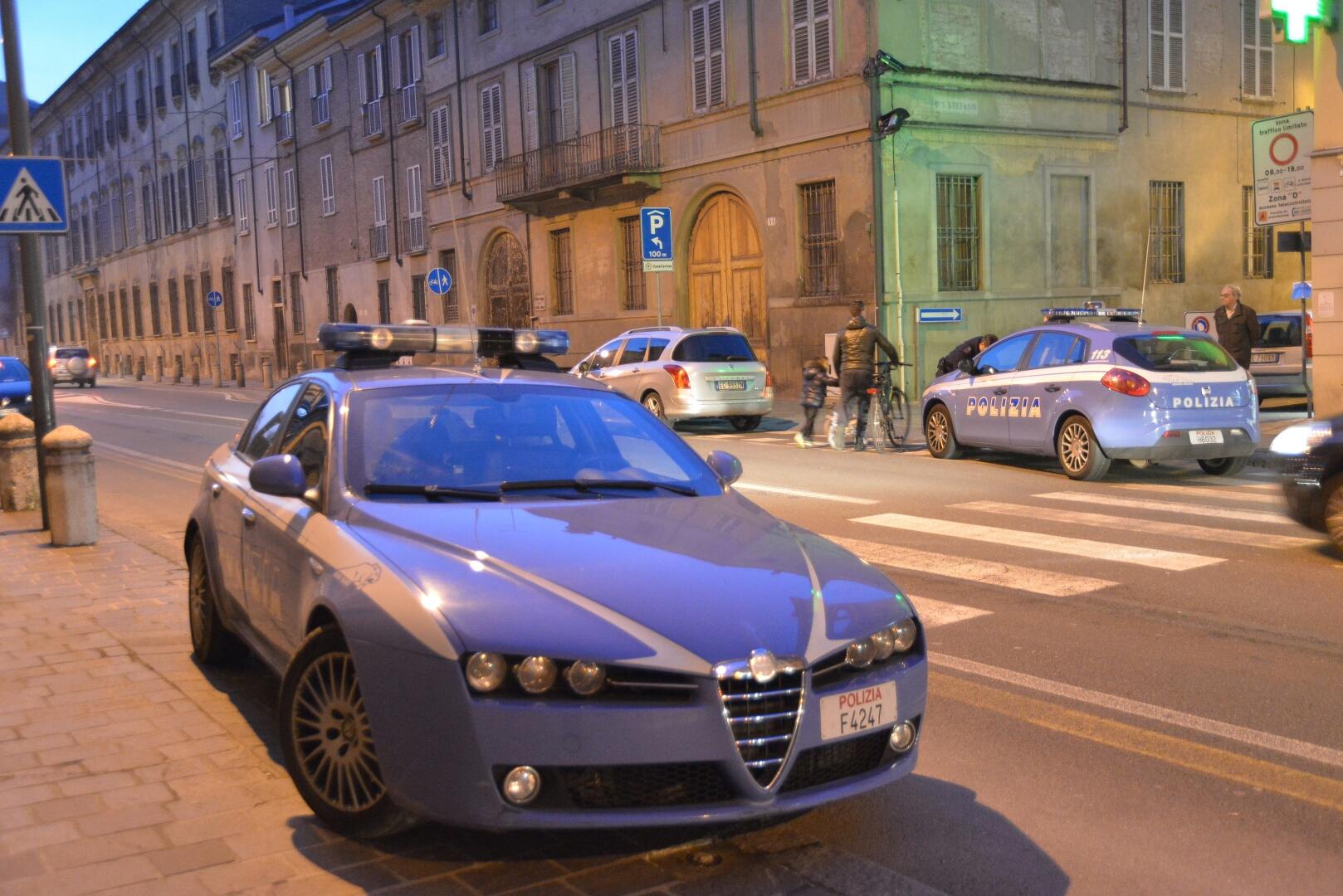 Stradone Farnese: donna presa a pugni da un ciclista dopo una lite