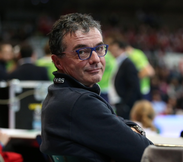Guido Molinaroli, Copra volley