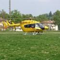 Piozzano, cade durante la gara di mountain bike: grave a Parma