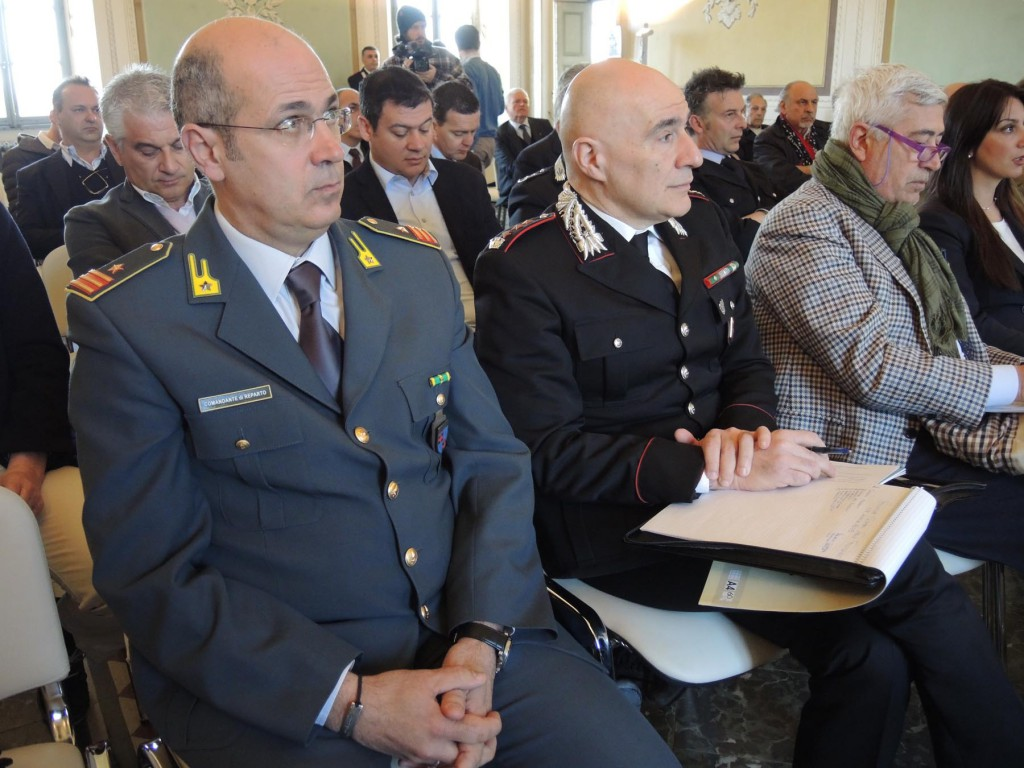 Convegno sicurezza Castelsangiovanni