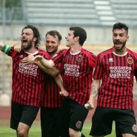 Matteassi, un gol che profuma di play out: il S.Marino è dietro. Foto