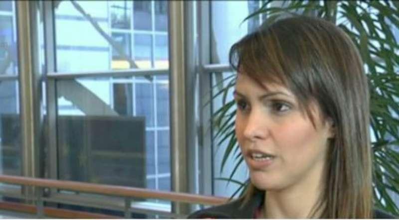 Vanessa Ledezma - figlia del sindaco di Caracas arrestato (1)-800