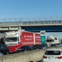 Scontro sull'autostrada A1 tra Fidenza e Fiorenzuola: lunghe code