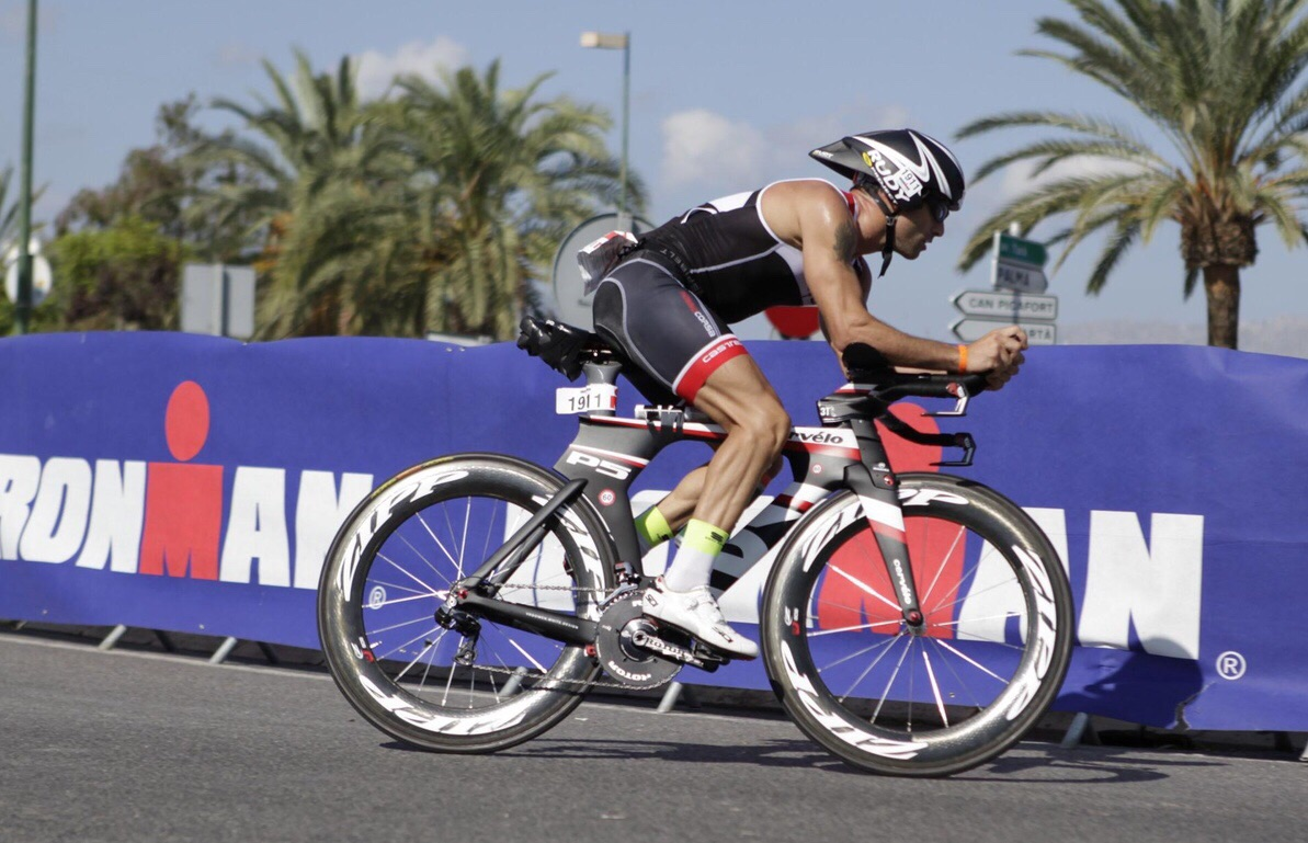 """Stefano Albasi è l'Ironman piacentino: """"Gareggio contro me stesso"""""""