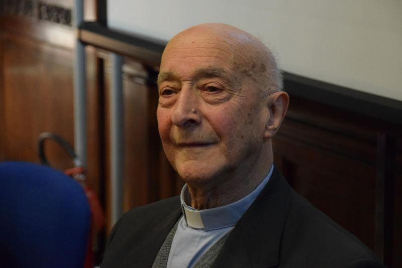 monsignor Pietro Achilli