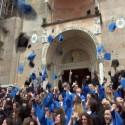 Cerimonia in duomo e lancio del tocco per i laureati della Cattolica